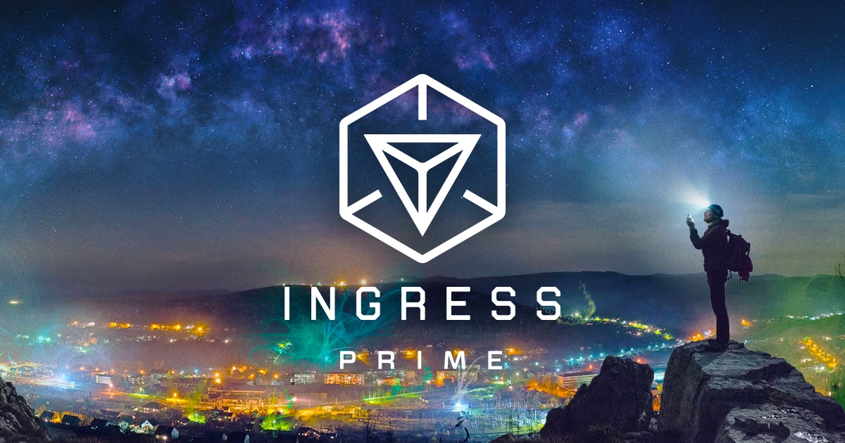 Ingress Prime – Ingress Prime