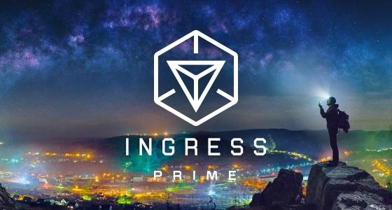 Ingress Prime – Ingress Prime